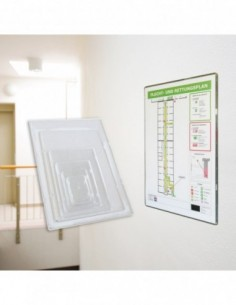 Tabliczki transparentne Linfor
