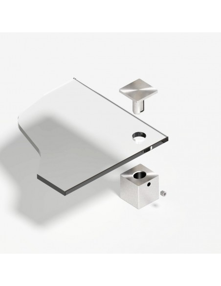 Fisso Cubix - schemat montażu